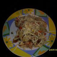 Vepřové rizoto recept