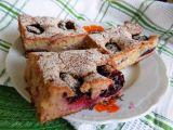 Skořicový koláč se slunečnicovými semínky a švestkami recept ...