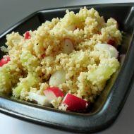 Kuskusový salát s ředkvičkami recept
