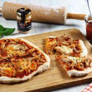 Pizza s tuňákem a cibulí recept