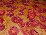 Batátové jahodové řezy recept
