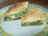Řecká spanakopita recept