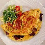 Kokosové omelety recept