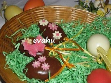 Čokoládová perníková vajíčka