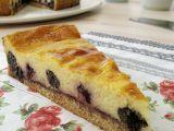 Tvarohový koláč s mákem a marmeládou recept