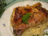 Kuřecí paličky s hořčicovo petrželkovou krustičkou recept ...