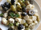 Salát z nakládaného balkánu recept