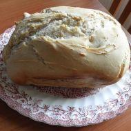 Pšenično-žitný chléb z domácí pekárny recept