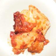 Zapečená kuřecí prsa s rajčaty a paprikou recept