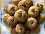 Čokoládové cookies recept