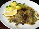 Hovězí maso s citronem recept