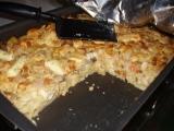 Zapékané kuřecí s těstovinou recept