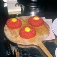 Tatarský biftek recept