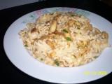 Nudle s houbama recept