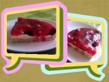 Kačenčin ovocný dortík recept