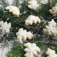 Pistáciové vánoční stromečky recept