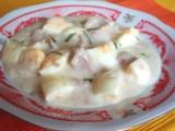 Vaječné ragú recept