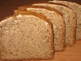 Jogurtový kváskový chléb se semínky recept