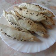 Domácí rohlíky z pekárny recept