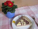 Tvarohový koláč se zajímavým efektem recept