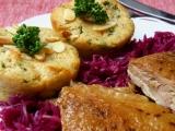 Přílohové muffiny recept