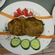 Pikantní hermelín v bramboráku recept