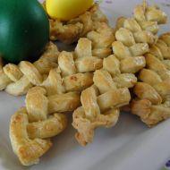 Velikonoční sýrové pečivo recept
