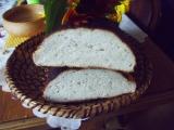 Domácí chleba s vůní saturejky recept