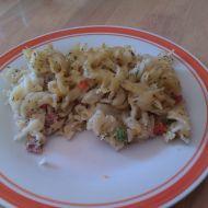 Zapečené těstoviny se zeleninou recept