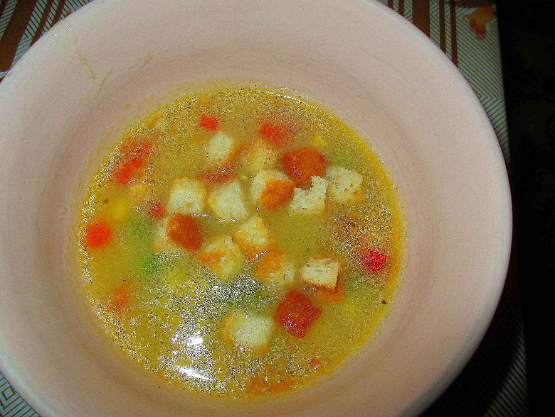 Kukuřičná alias bolivijská polévka recept