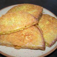 Chlebové vaječné smaženky recept