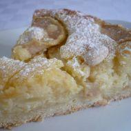 Hruškový koláč s mandlemi recept