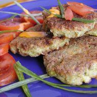 Brokolicové placičky 1 recept