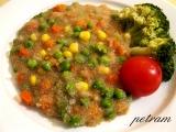 Amarant se zeleninou na způsob rizota recept