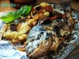 Mořské ryby na vavřínu, fenyklu a bazalce recept