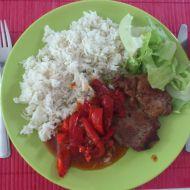 Pikantní marinovaná vepřová krkovice recept