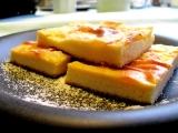 Jogurtovo-tvarohové řezy / dietní recept
