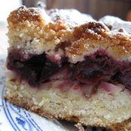 Dokonalý třešňový koláč recept