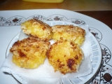 Sýrové placičky recept