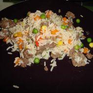 Rychlé rizoto z mletého masa recept