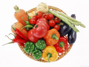 Dušená zelenina s brambory a šunkou