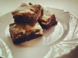 Mramorová buchta a la brownies recept