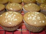 Kávové muffinky recept