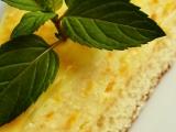 Mandarinkový zákusek recept