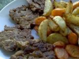 Placičky ze sójových nudliček recept