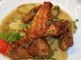 Paliva kureci kridelka ( hot chicken wings ) recept