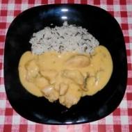 Kuřecí prsa s mangovou omáčkou recept
