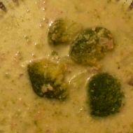 Holandská polévka z brokolice recept