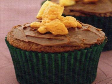 Cupcake Medové plástve