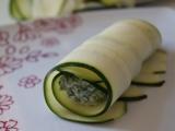 Cuketové cannelloni se špenátem a ricottou recept